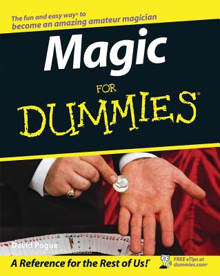 Magic for Dummies By Pogue, David