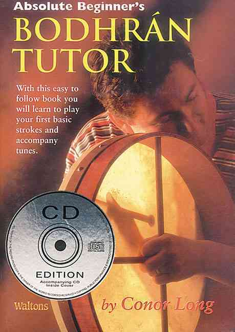 Bodhran Tutor By Long, Conor